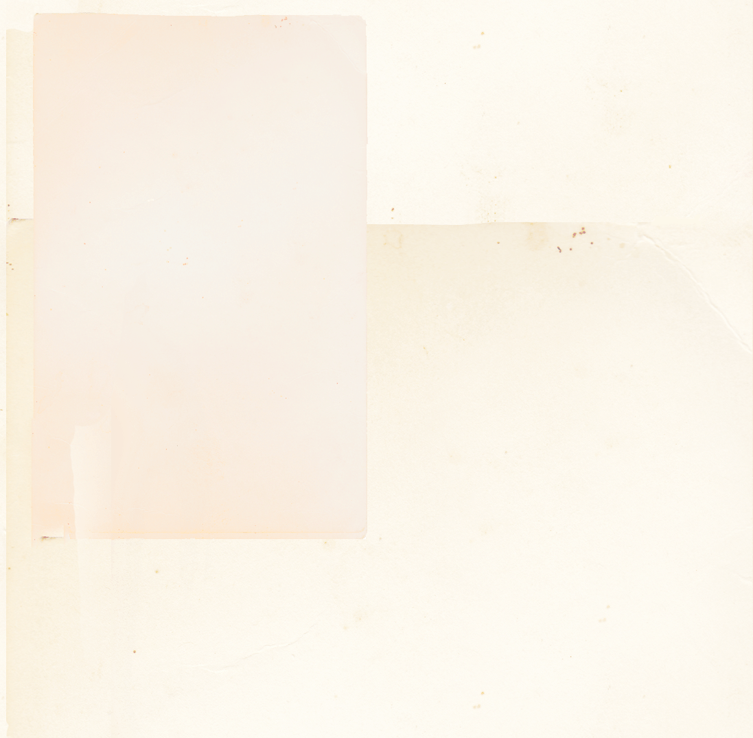 Paper texture used to add depth and layering