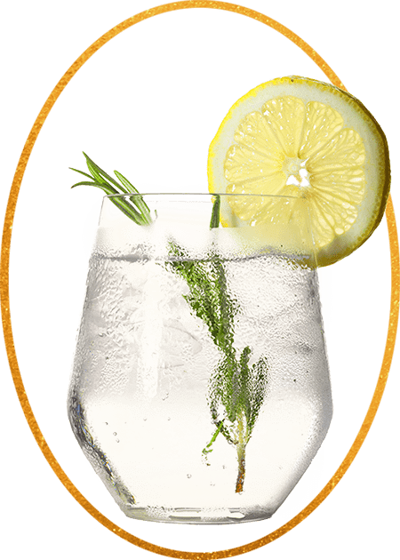 D. George Benham's Unnecessarily Refreshing Gin and Sonic