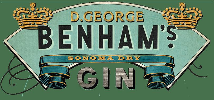 Banner image for D. George Benham's Sonoma Dry Gin